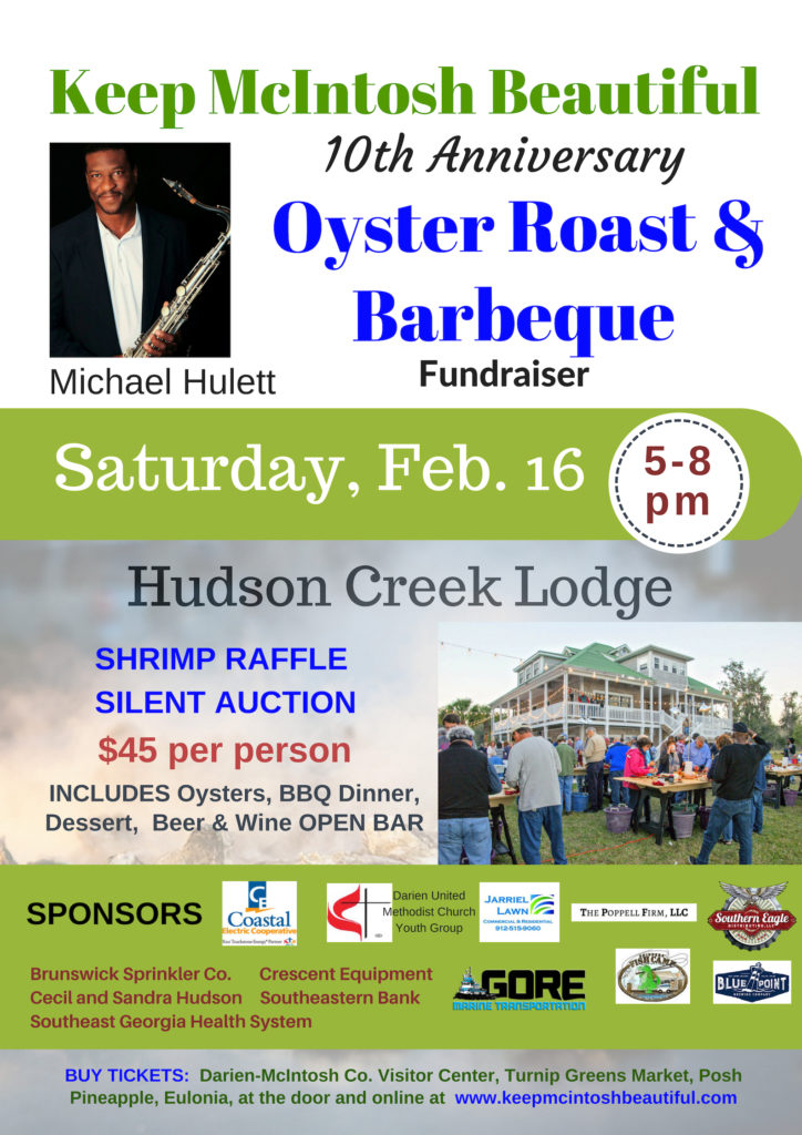 KMB Oyster Roast and BBQ 2019