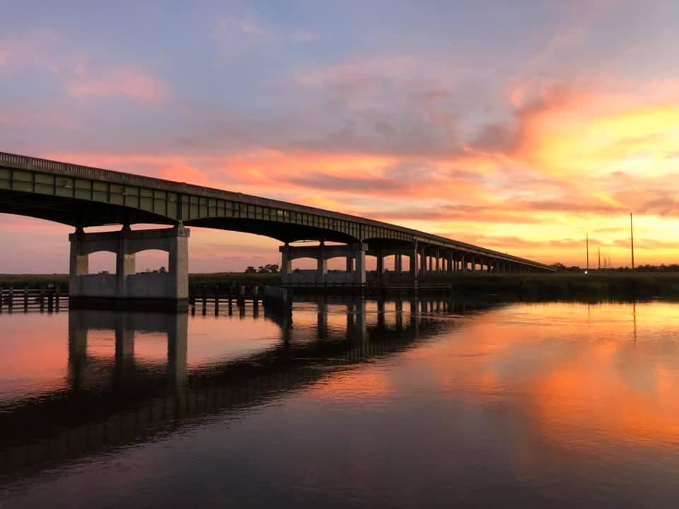 Darien Georgia Bridge